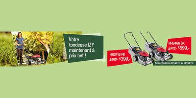 Eurotond Sprl - Machines, outils et accessoires de jardinage